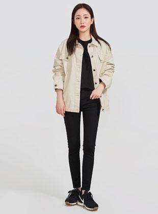 Spring Mood Cotton Jacket