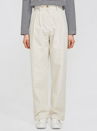 Main Roll Up Pants