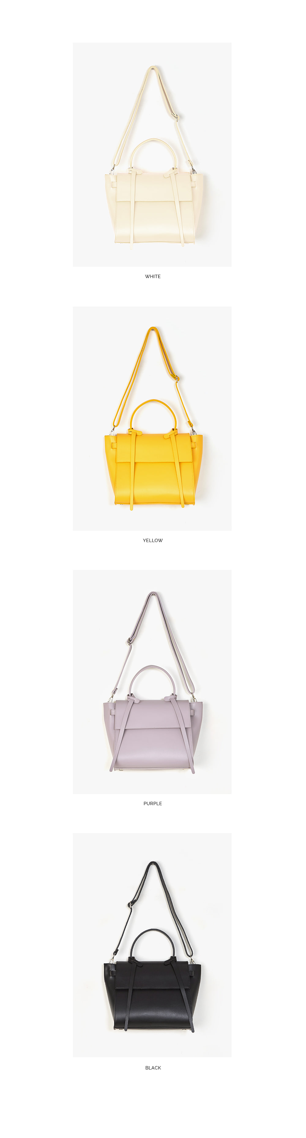 AIN - Korean Fashion - #Kfashion - Cathy Two Way Bag