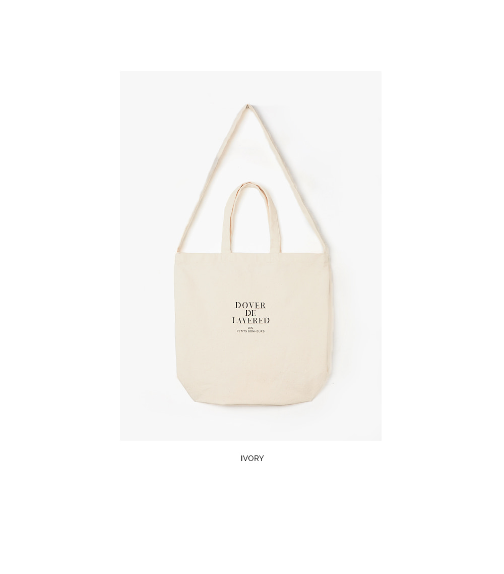 AIN - Korean Fashion - #Kfashion - Joy Daily Eco Bag