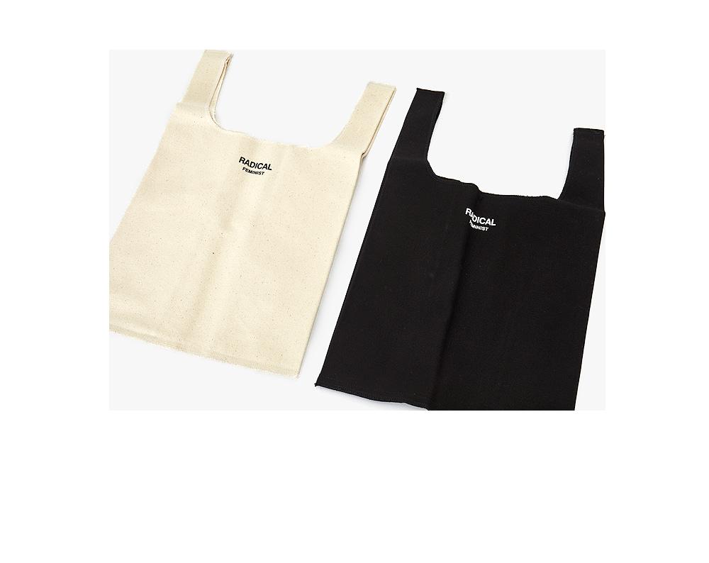 AIN - Korean Fashion - #Kfashion - Radical Eco Bag