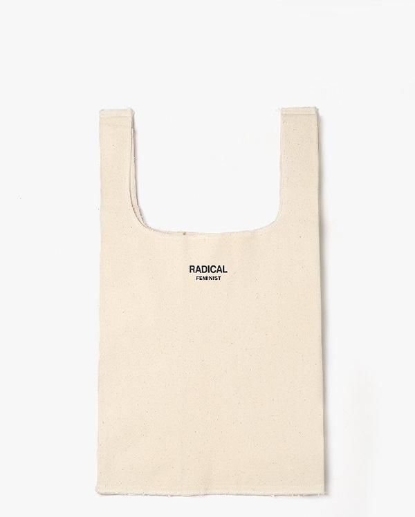 AIN - BRAND - Korean Fashion - #Kfashion - Radical Eco Bag