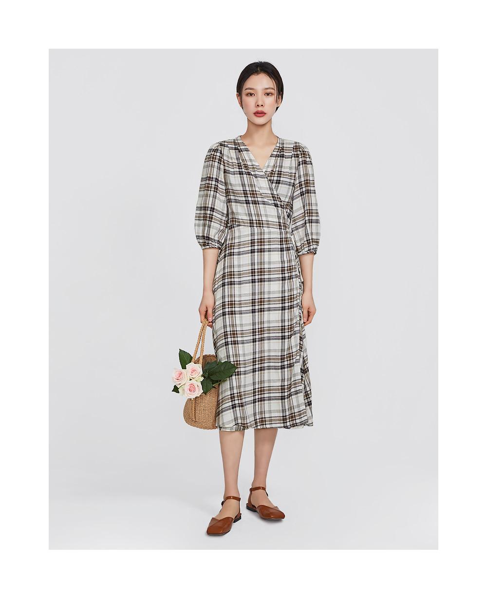 AIN - Korean Fashion - #Kfashion - Rounding Rattan Bag