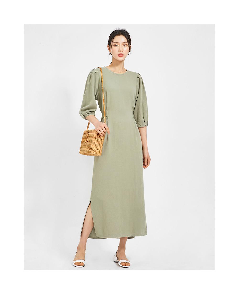 AIN - Korean Fashion - #Kfashion - Nature Bamboo Box Bag