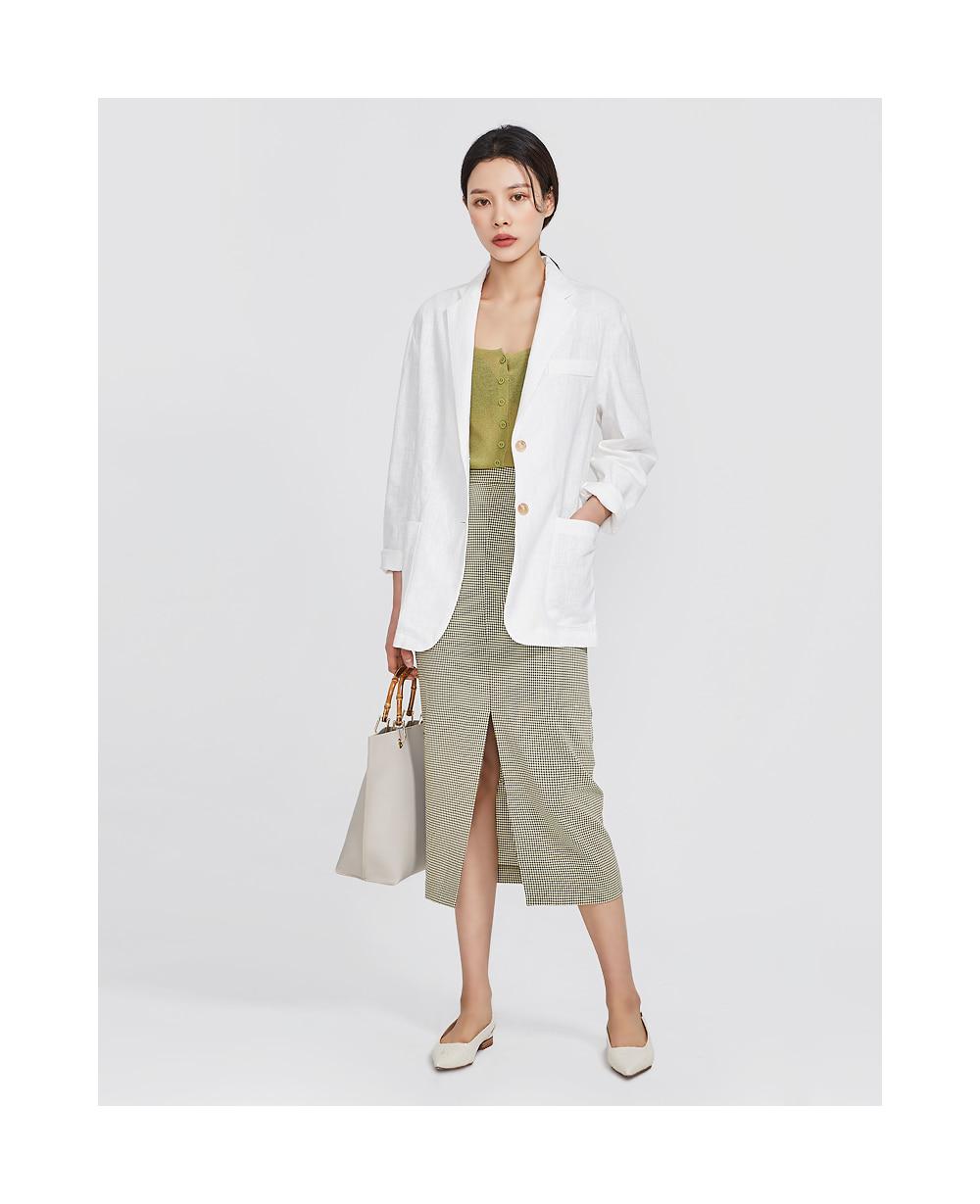 AIN - Korean Fashion - #Kfashion - Sense Shopper Bag
