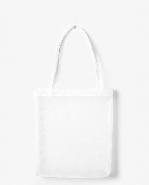 AIN - BRAND - Korean Fashion - #Kfashion - Mesh Beach Bag