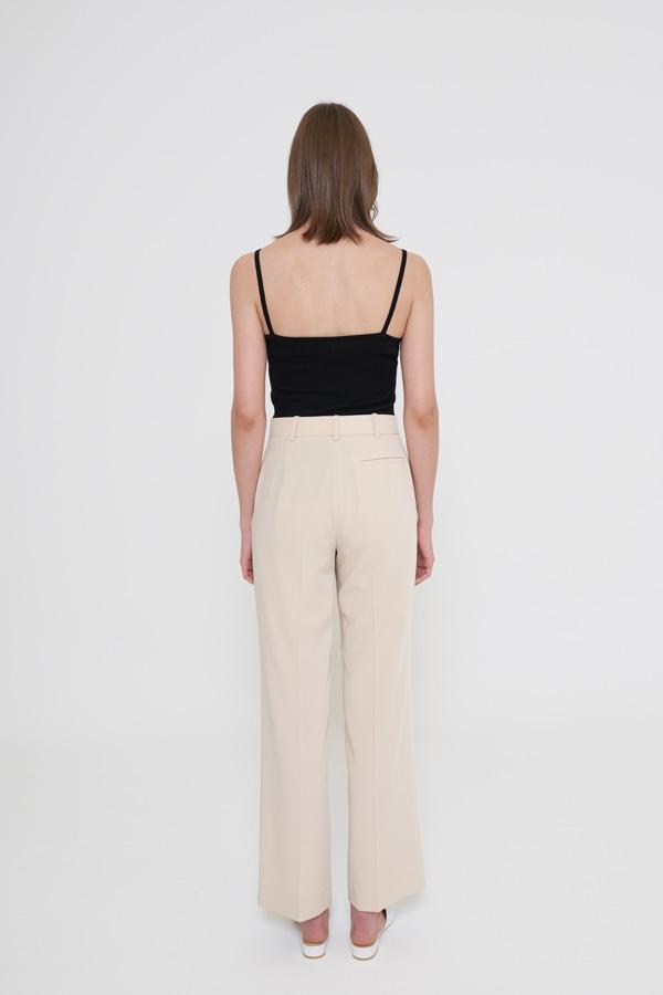 BLOSSOM - Korean Fashion - #Kfashion - Seine Pants [set of 2]